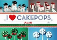 I love Cakepops in de winter