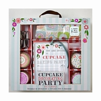 Cupcake Giftset Baking Party