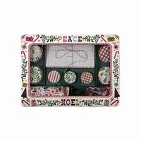 Cupcake Giftset Merry & Bright Xmas