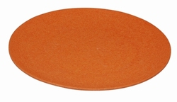 Zuperzozial Dinerbord Pumpkin Orange