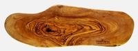 PURE OLIVE WOOD Tapasplank 35-40 cm