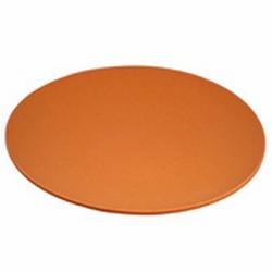 Zuperzozial Jumbo bord Pumpkin Orange