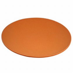 Zuperzozial Jumbo bord Pumpkin Orange