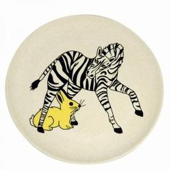 Zuperzozial Hungry Zebra bord