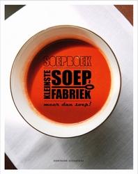 Soepboek van De Kleinste Soepfabriek