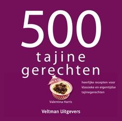 500 Tajine gerechten