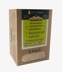 POINT VIRGULE Rookmot 3-pack