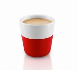 EVA SOLO Mok Espresso s/2 - Red