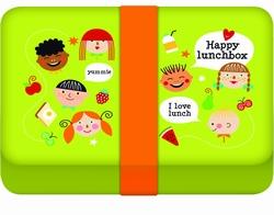 Happy Lunchbox + receptenboek
