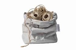 UASHMAMA Paper Bag M - Grijs