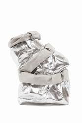 UASHMAMA Paper Bag S - Zilver