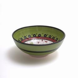 NIMET Schaal vis 15cm - groen
