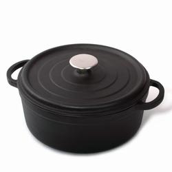 SUREL Braadpan 28cm - mat zwart