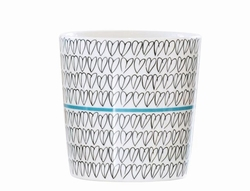 Mette Ditmer Charity Mug - Blauw