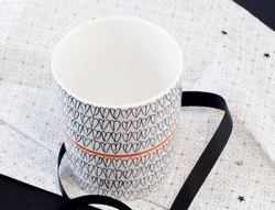 Mette Ditmer Charity Mug - Oranje