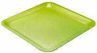 ZAK! Vierkant bord groot, groen