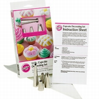 Wilton Cupcake Decoreer set