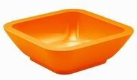 ZAK! Schaal vierkant klein, oranje