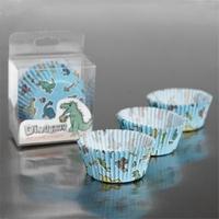Cake cups Dinosaurus
