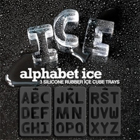 SUCKUK Alphabet Ice