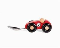Kinderlepel Racewagen
