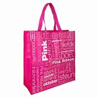 PINK RIBBON Shopper