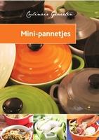 Mini-pannetjes culinair genieten PB