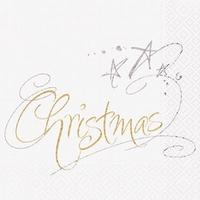 Servetten Christmas Wishes