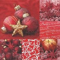 Servetten Festive Collage