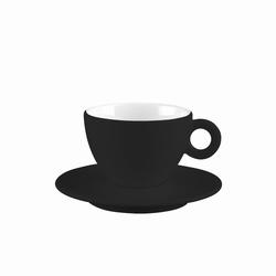 ZAK! Espressokopje zwart/wit