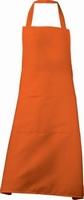 Barbecue schort Oranje