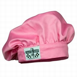 Kinderkoksmuts Pink