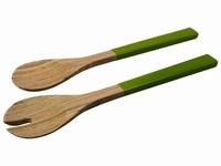 Saladebestek Bamboe/Lime