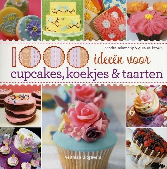 1000 ideeen voor cupcakes, koekjes en taarten