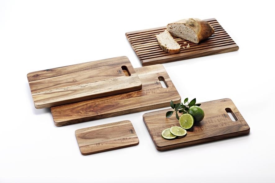 AIDA Snijplank Tropic Wood