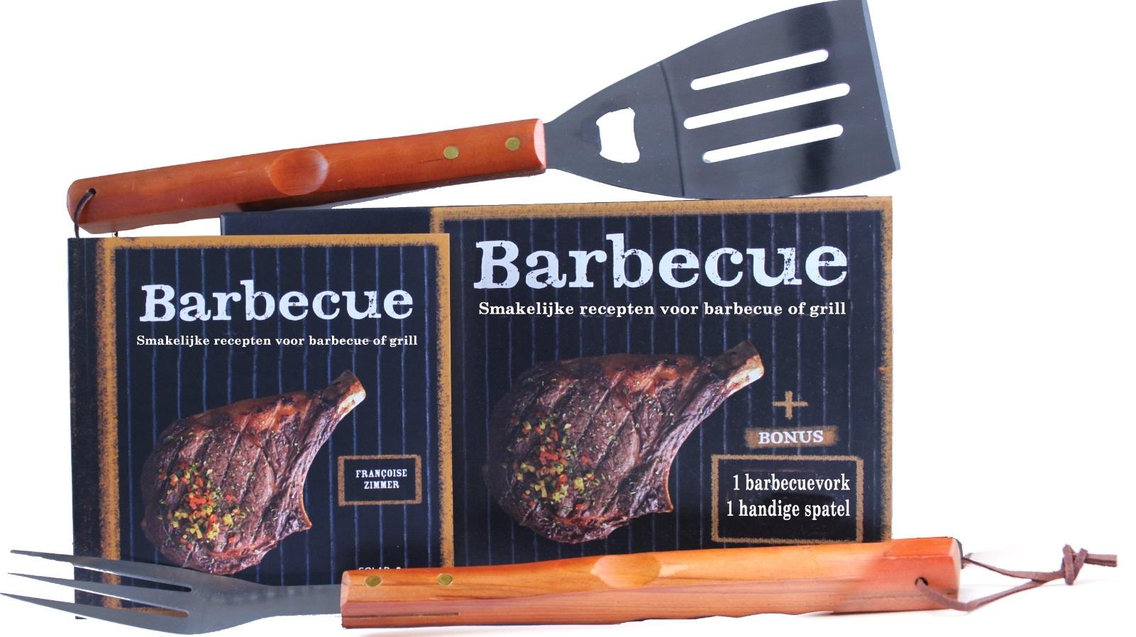 Barbecue Boekbox