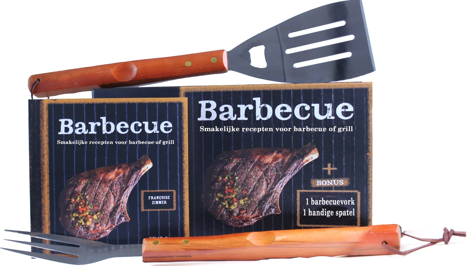 Barbecue Boekbox