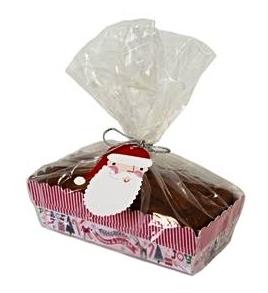 Cake Giftset Merry & Bright Xmas