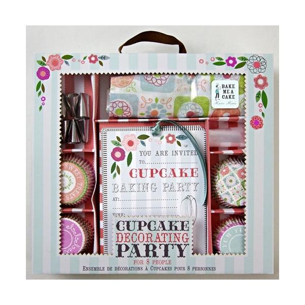 Cupcake Giftset Baking Party