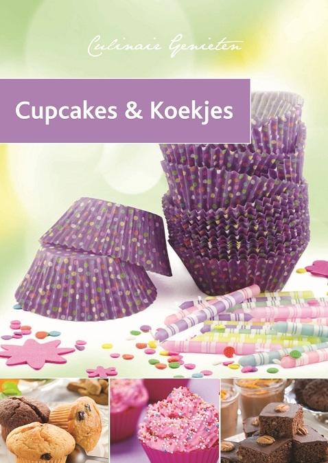 Cupcakes & Koekjes - Culinair genieten
