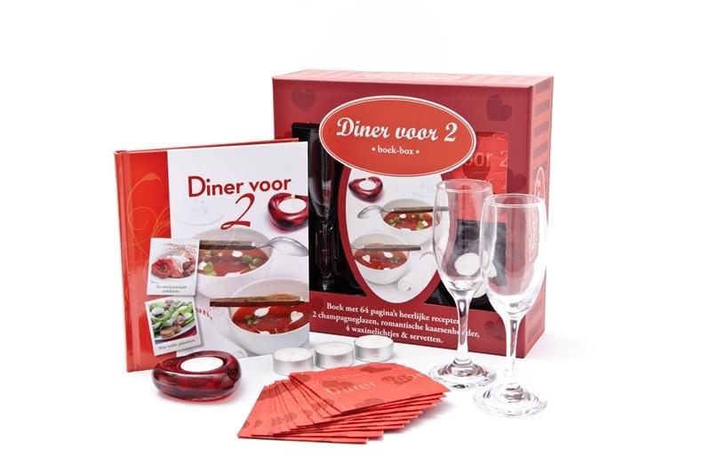 Diner voor 2 Boekbox