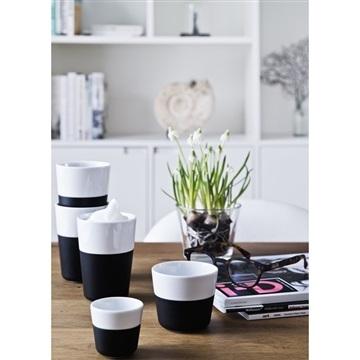 EVA SOLO Mok Latte s/2 - Black