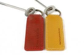 FIREHOSE Sleutelhanger geel