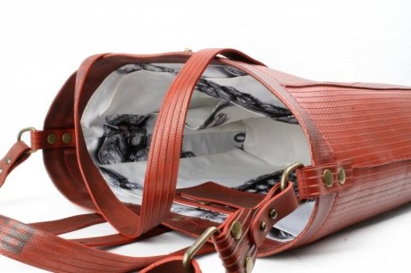 FIREHOSE Tas Tooley Tote