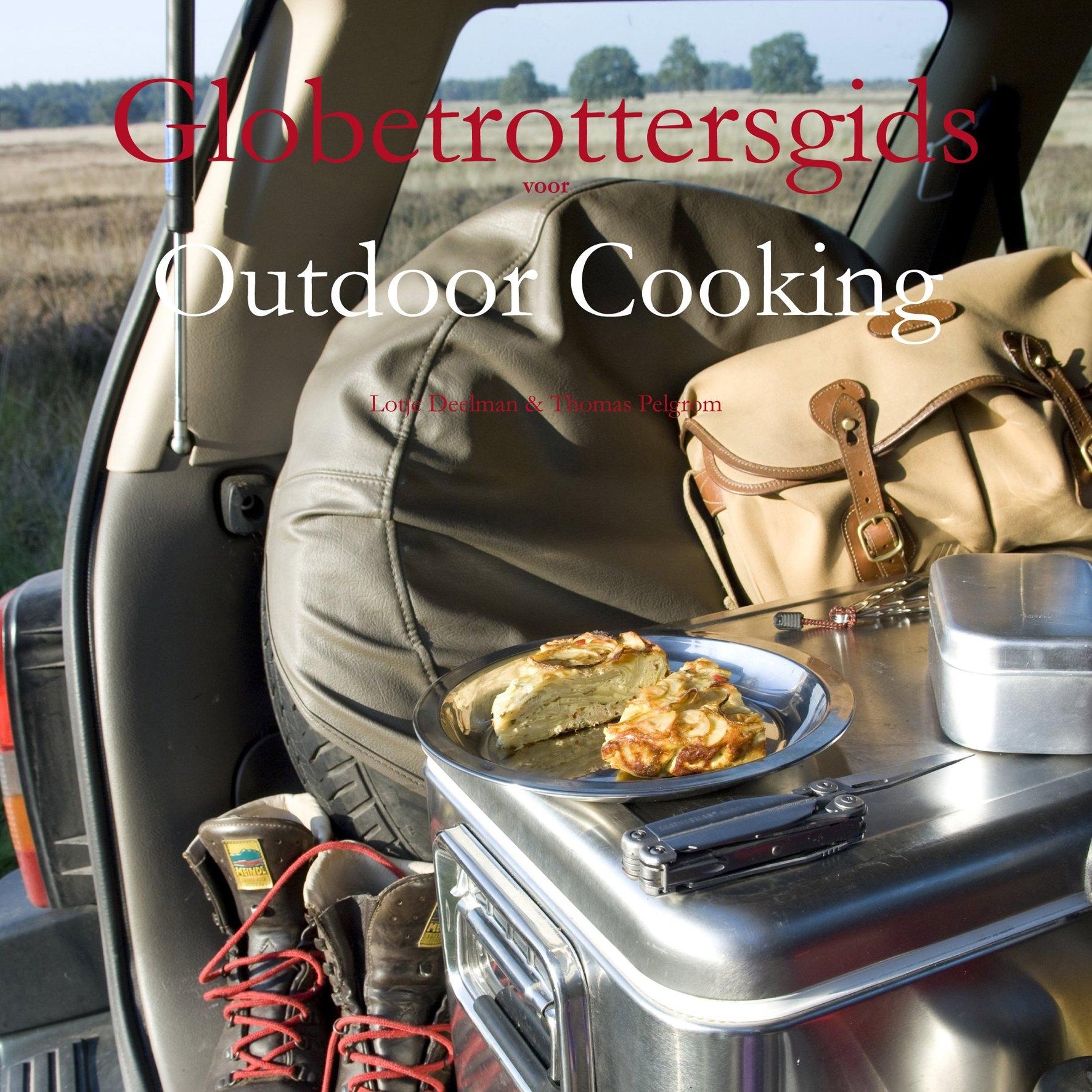 Globetrottersgids voor Outdoor Cooking