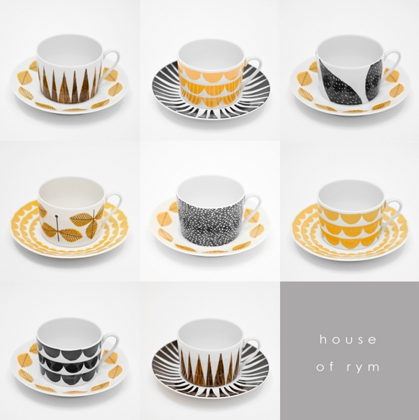 "House of Rym Schotel ""Stripes"" Geel"