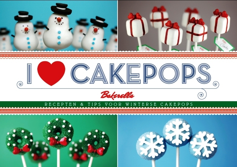 I love Cakepops in de winter