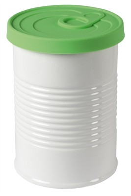 INVOTIS Tin Can - Green