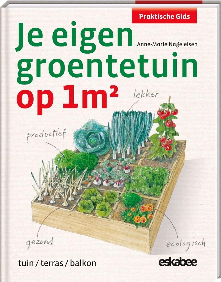 Je eigen groentetuin op 1m2