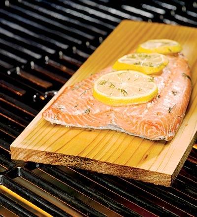Kokenophout Cedar BBQ plank M